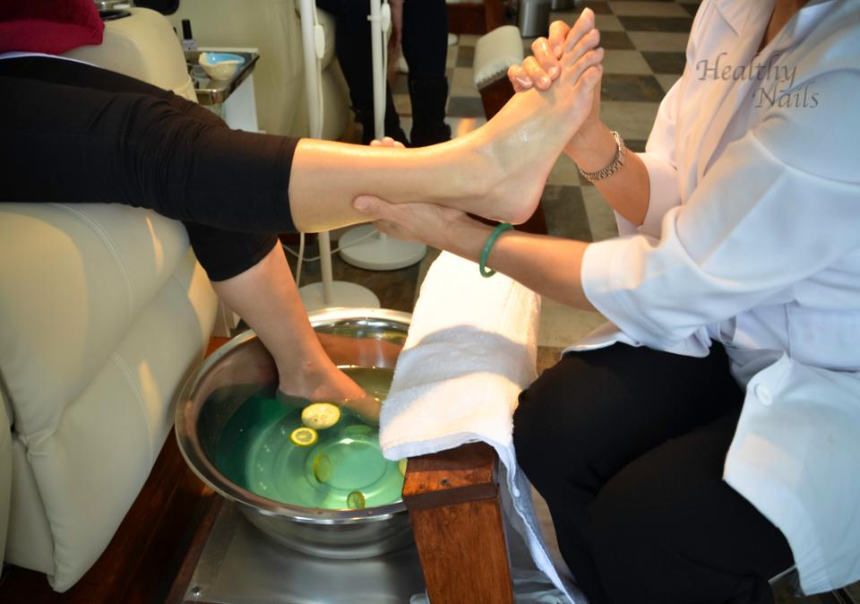 Healthy Nails & Spa | San Mateo CA Nail Salon reviews